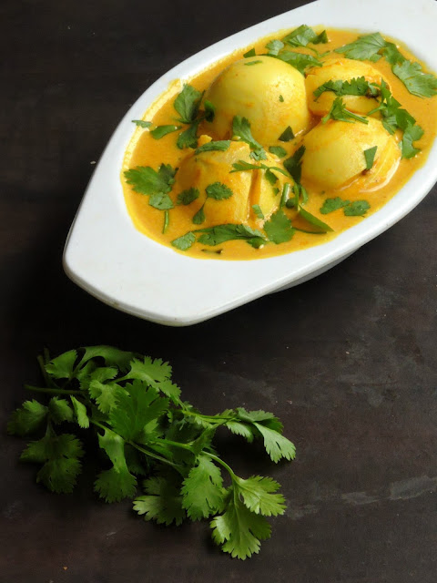 Nadan mutta curry