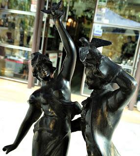 Escultura 'A Dança', Caminho dos Antiquários - Porto Alegre
