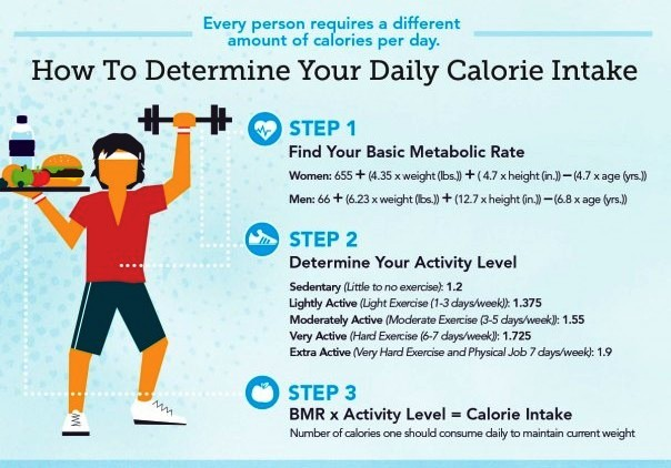 calorie for gain weight