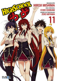 HIGHSCHOOL DxD #11