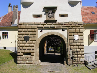 Poarta Ecaterinei Brasov Romania,