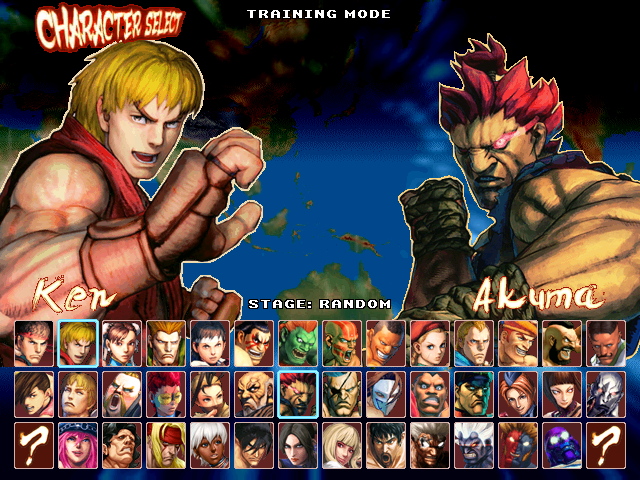 how to play ultra street fighter 4