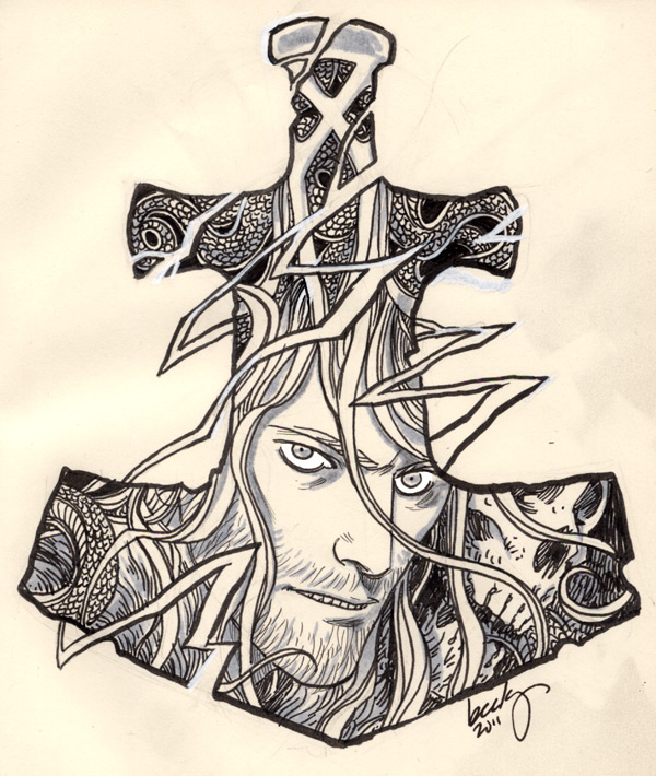 Thor By Becky Cloonan