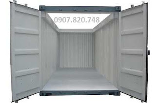 Container cắt nóc 20 feet, container open top 20 feet