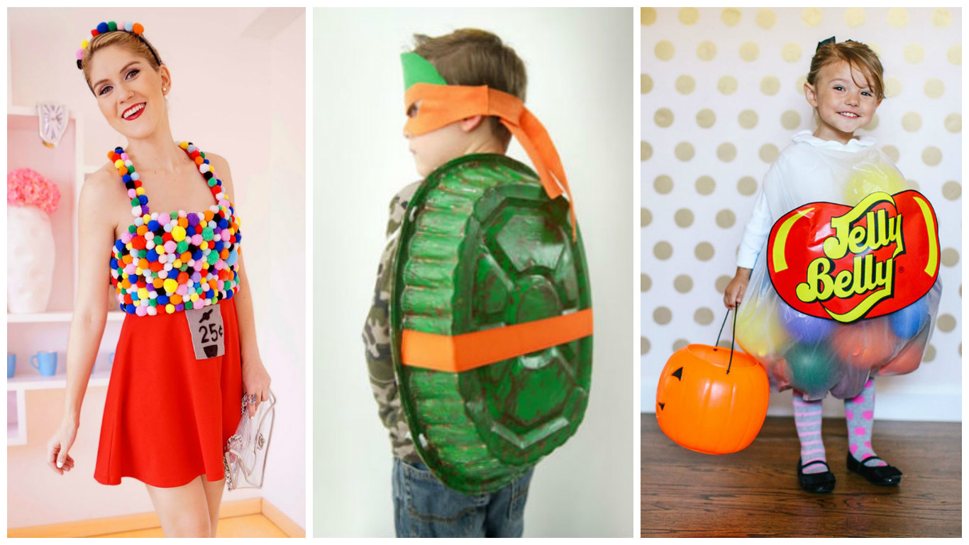 9 Ideas De Disfraces Hechos En Casa Para Halloween Mimundomanual