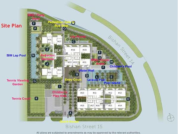 Sky Habitat Site Plan