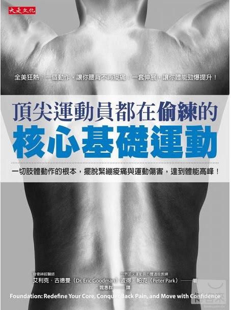 如何解決腰酸背痛?【頂尖運動員都在偷練的核心基礎運動】