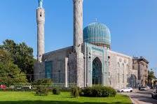 Asal Usul Masjid Biru Di Rusia Dinamai Masjid Soekarno