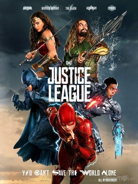Lien minh cong ly - Justice League 2017 Vietsub