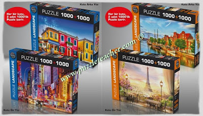 a101 neon puzzle nisan