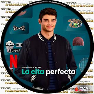 LA CITA PERFECTA - THE PERFECT DATE [COVER DVD]