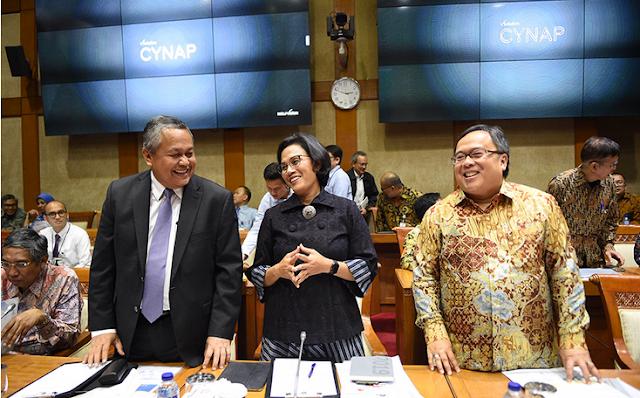 Lihat Kinerja APBN 2018, Pemerintah Optimistis Tatap Perekonomian 2019