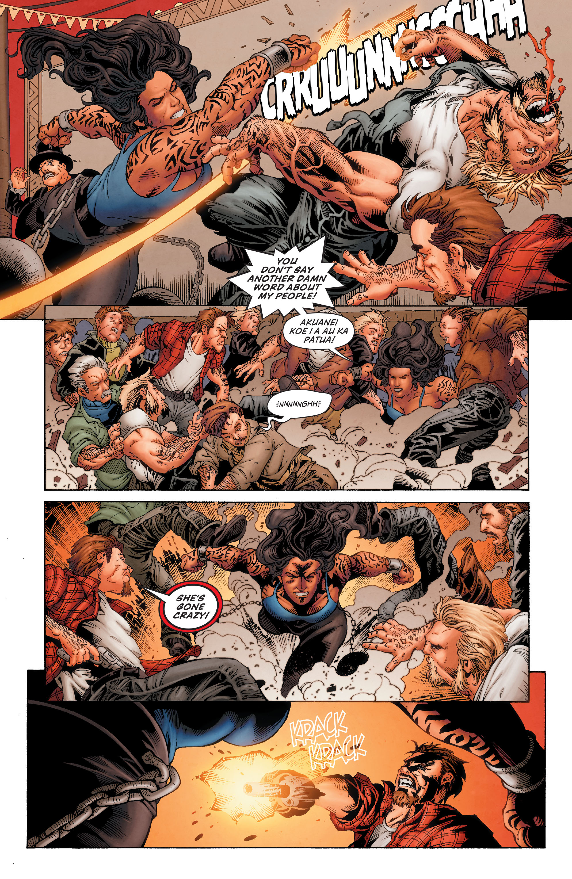 Read online The Flash (2011) comic -  Issue # Annual 4 - 18