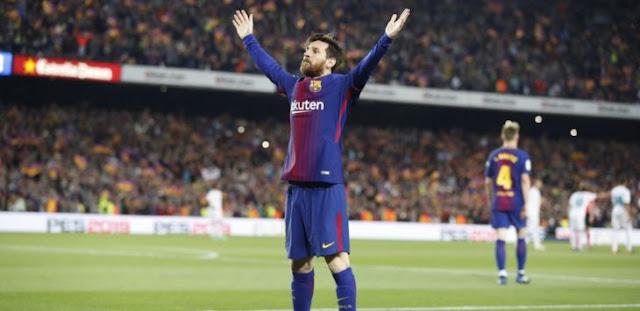 """Bos City Ungkap """"Pembicaraan Terlarang"""" dengan Lionel Messi"""