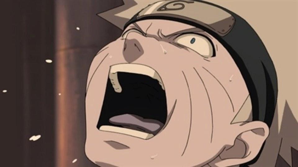 Naruto es atacado