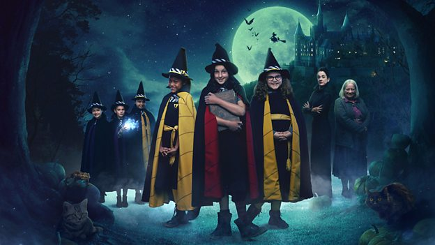 The Worst Witch 2017, BBC UK drama for kids, CBBC 2017 new programme