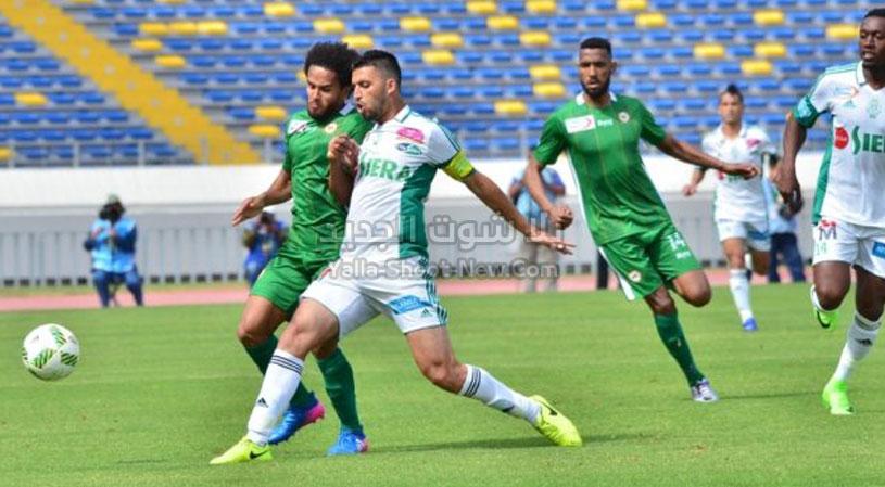 التعادل الاجابي يحسم مباراة أولمبيك خريبكة وأولمبيك آسفي في الدوري المغربي