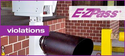 E-Z Pass Toll Violation