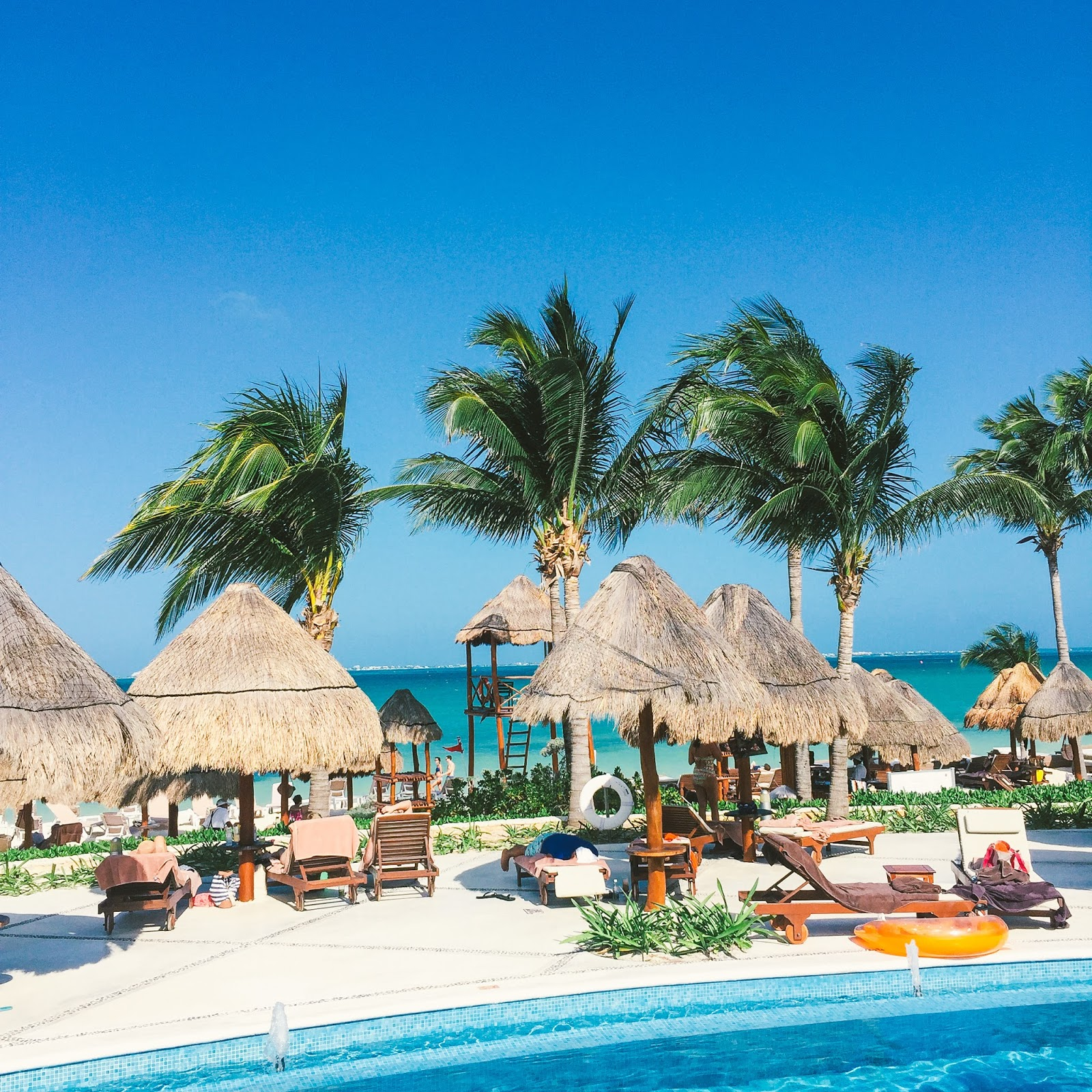 Resort Review Excellence Playa Mujeres The Sweetest Thing