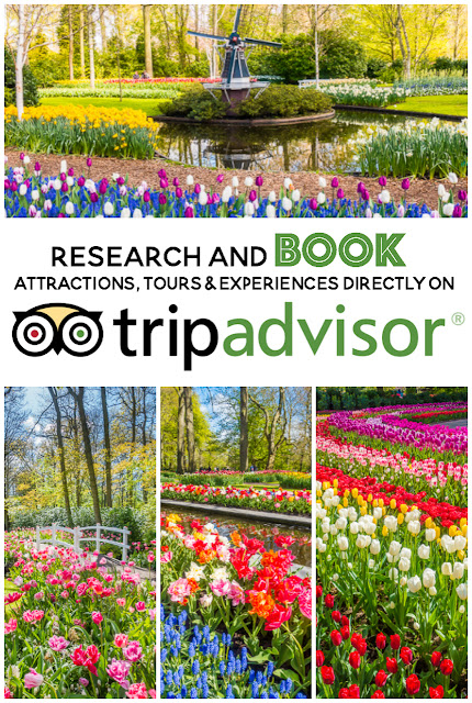 Research and BOOK attractions, tours and experiences directly on the TripAdvisor website. SO easy! LOVE that it is a one-stop shop!