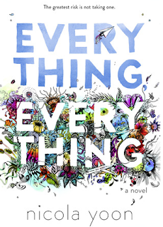 everything everthing book review by Nicola Yoon