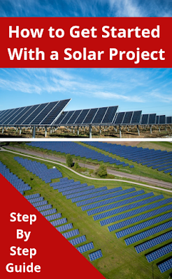How to Get Started With a Solar Project