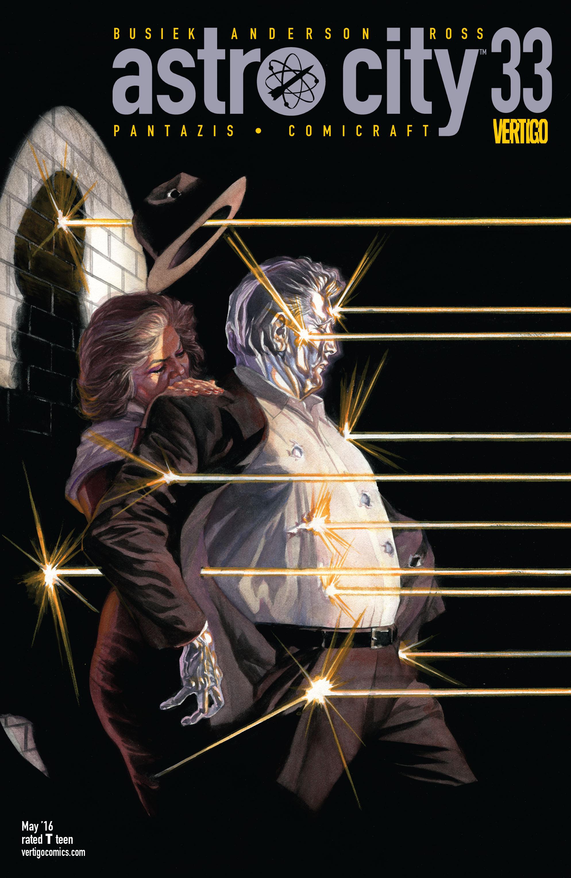 Read online Astro City comic -  Issue #33 - 1