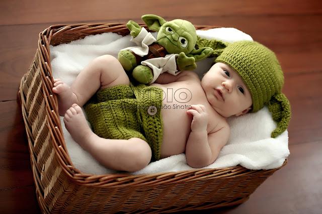 fotos fofas de newborn