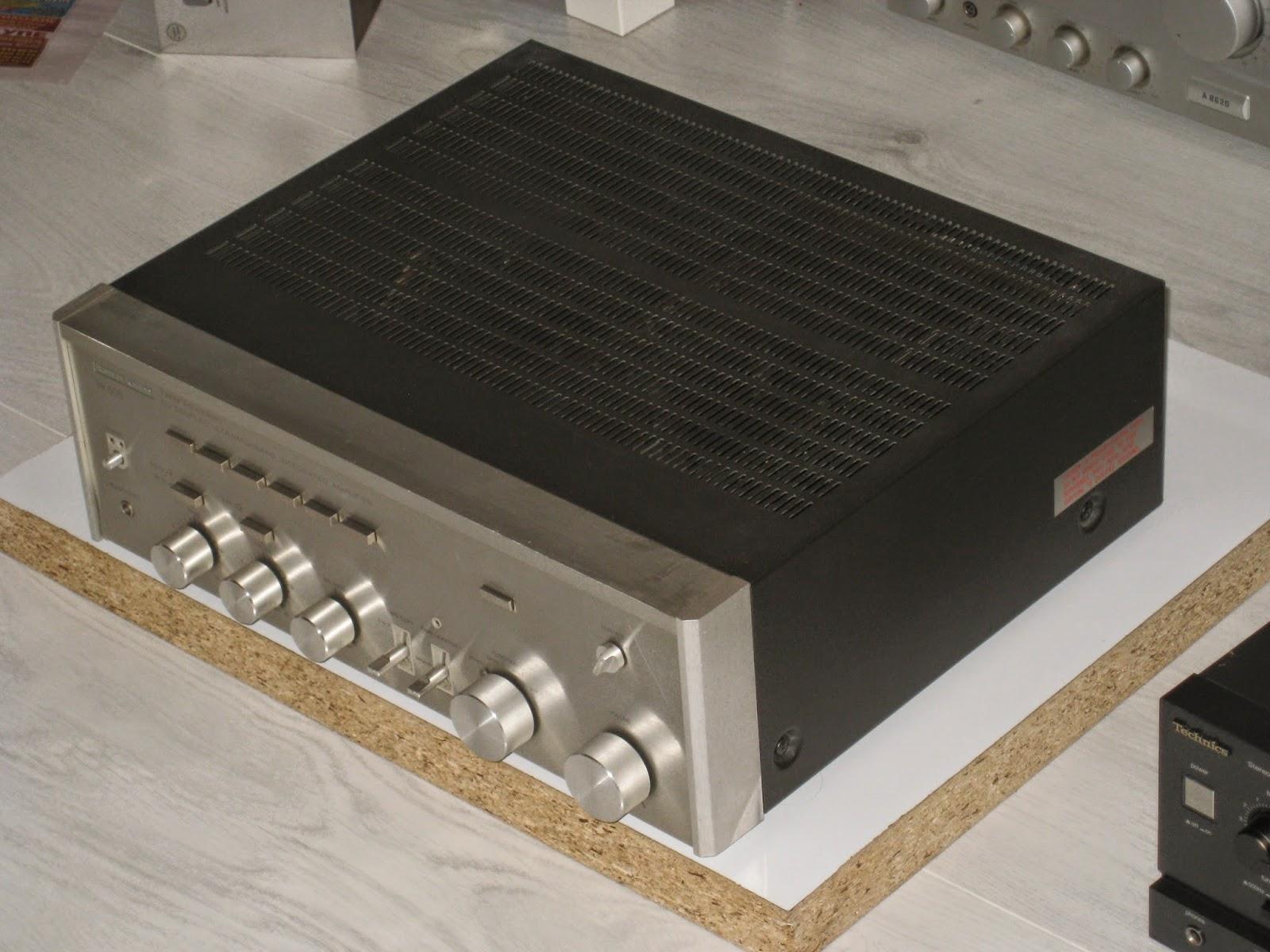 Infrequent Sound Sextex Technology Harman Kardon Hk 505 Twin Dc Coupled Audio Amplifier Ultra Wideband Integrated 2026