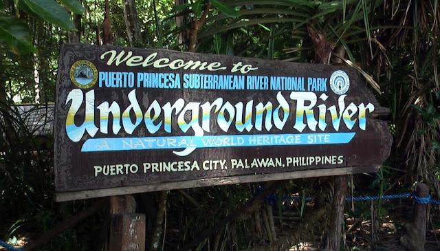 Qué ver en Filipinas - Puerto Princesa Río Subterráneo