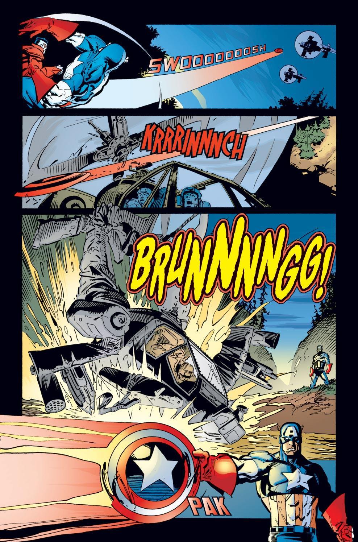 Captain America (1998) Issue #25 #31 - English 35