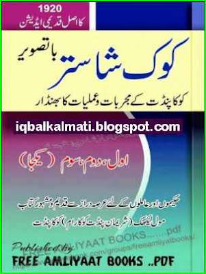 Kokshastra Book in Urdu