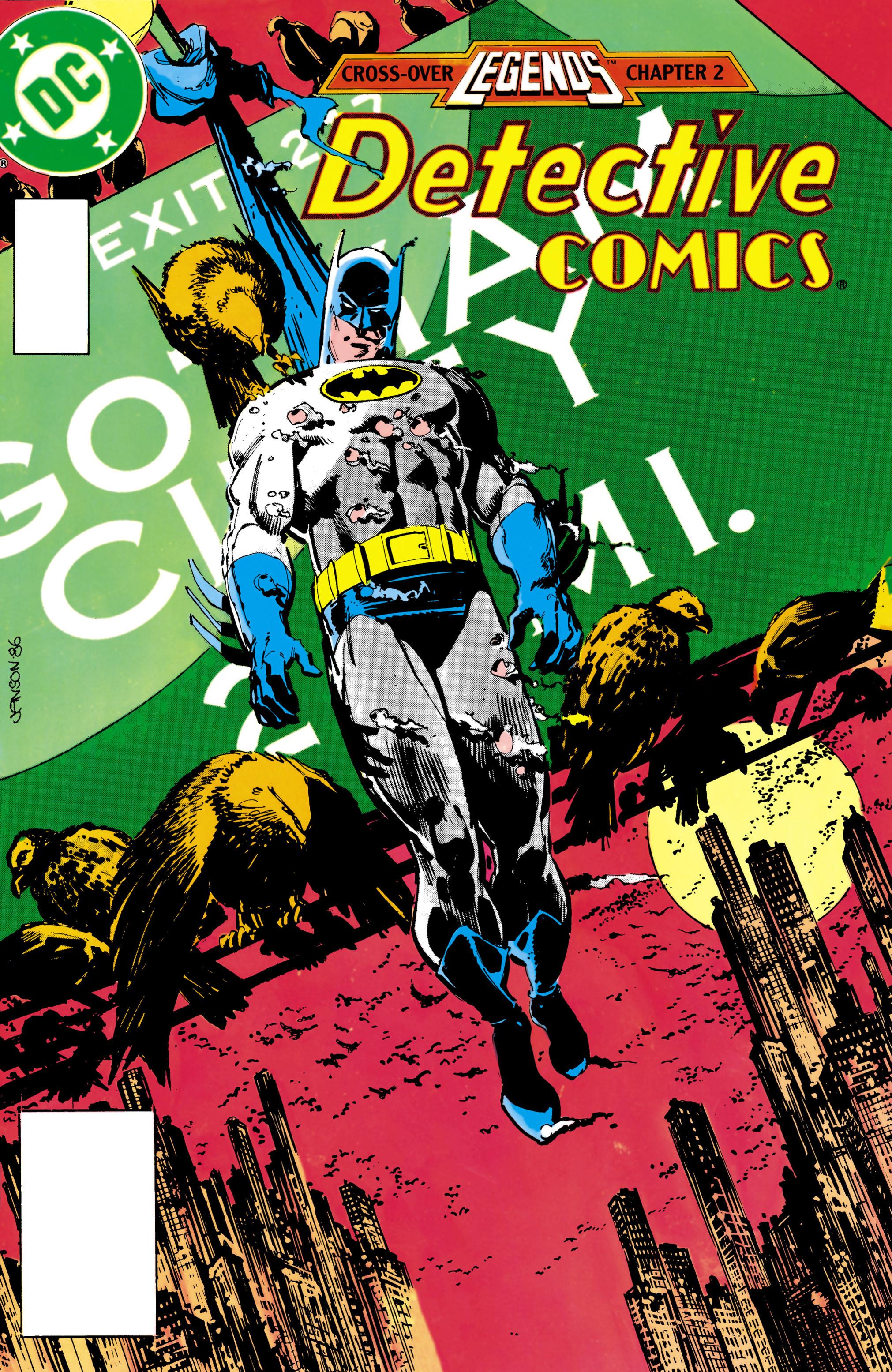 Detective Comics (1937) 568 Page 1