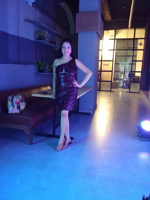 Kaama Lounge, Lower Parel, Nikita Gharat