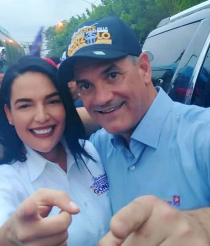 Jenniffer Marchena  asegura Gonzalo Castillo saca la cara por su pueblo en momentos de crisis