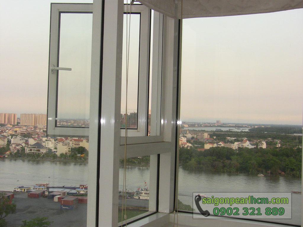 Cho thuê Saigon Pearl tòa Ruby 2 diện tích 86m2 nội thất nhập cao cấp