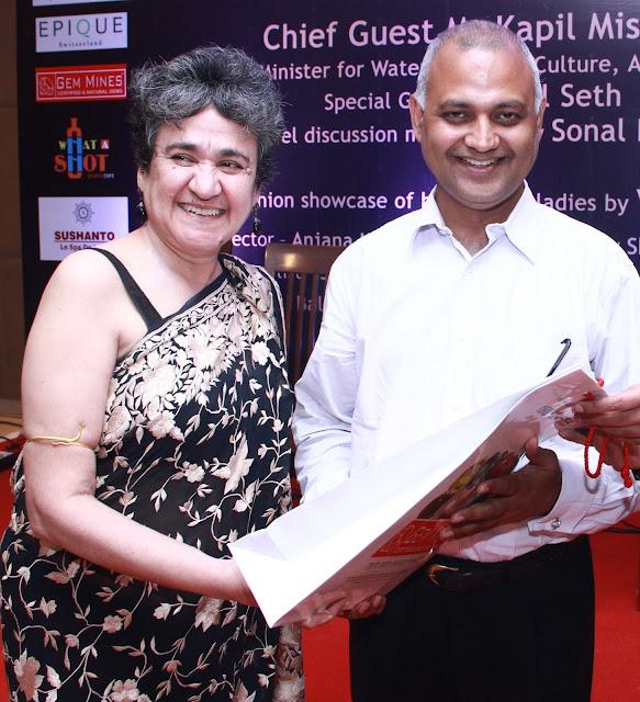 Ratan Kaul and Somnath Bharti