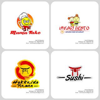 desain logo japanese