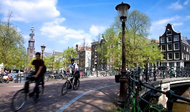 Tempat Wisata di Amsterdam Belanda