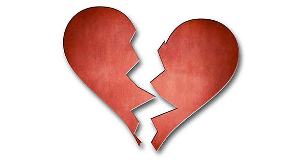 Broken Heart For Facebook Symbols Emoticons