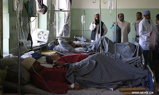 40 ακόμη τραυματίστηκαν