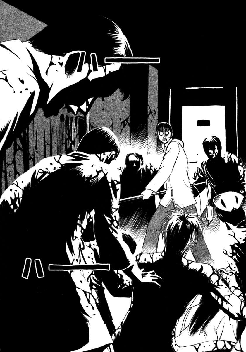 Higanjima chapter 41 trang 9