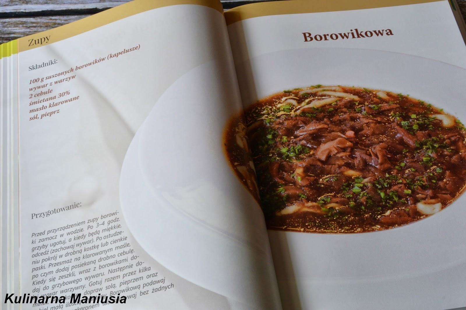Moja Kuchnia Polska Recenzja Książki Kulinarna Maniusia