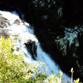 Terceira Cachoeira do Parque das Cachoeiras Vera Tormenta, em Vacaria