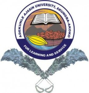 AAUA Post UTME/Direct Entry – The Adekunle Ajasin University, Akungba-Akoko, AAUA admission Screening Exercise application form for admission into all course/programmes for the 2016/2017 Academic Year is now on sale. AAUA Post- UTME cut-off mark is 180.