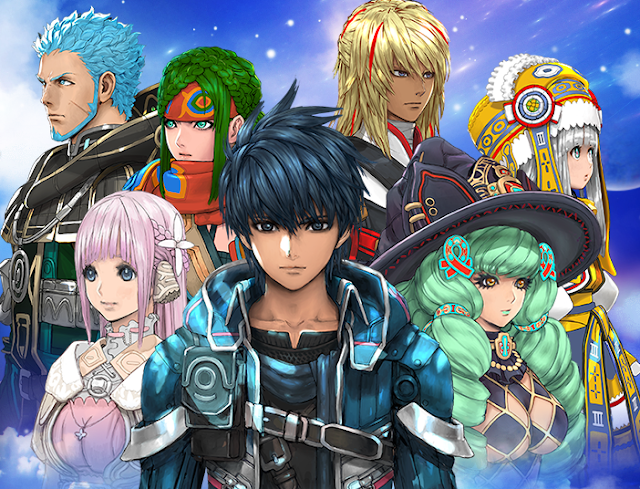 Análise Star Ocean: Integrity and Faithlessness
