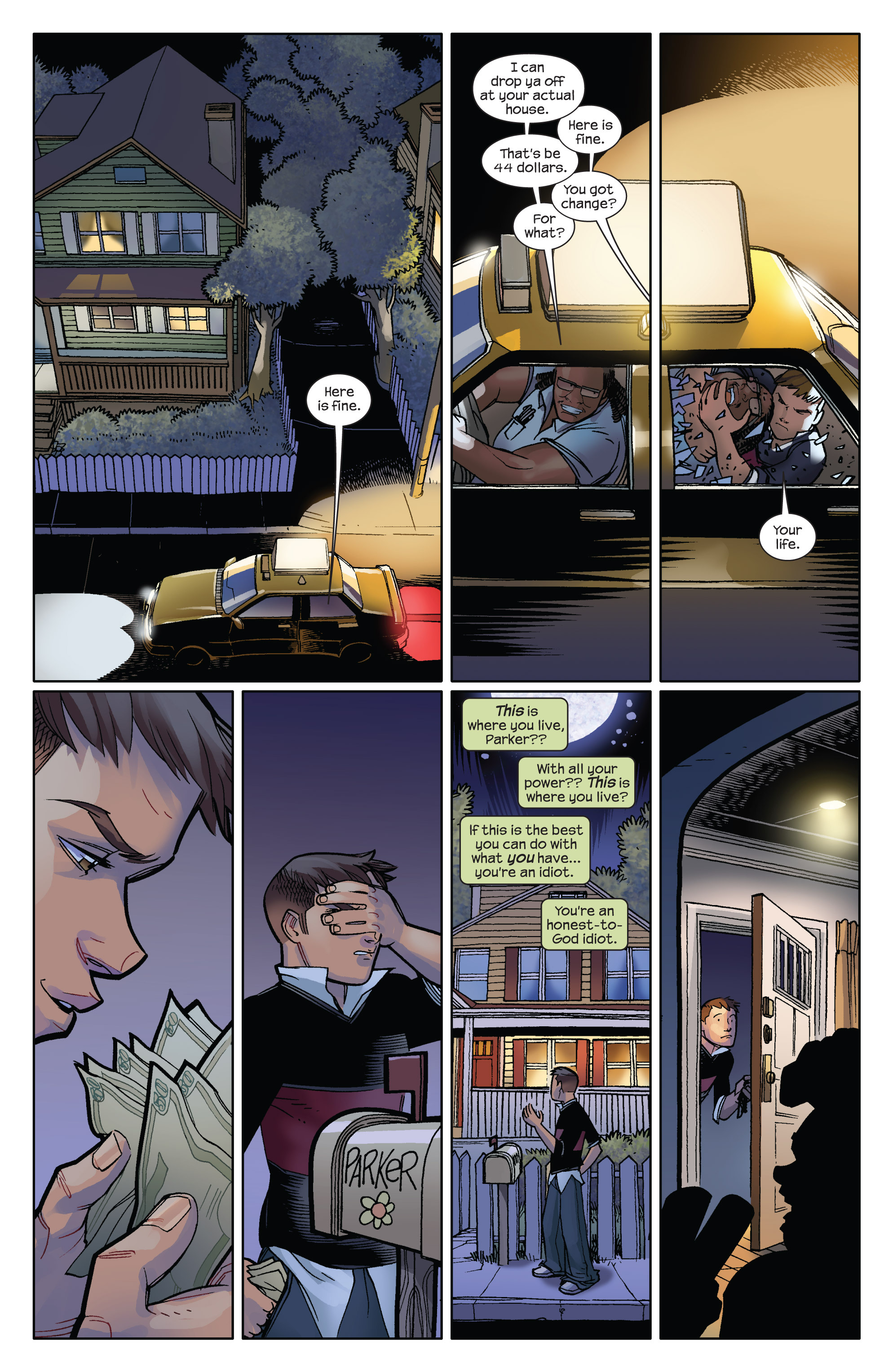 Read online Ultimate Spider-Man (2009) comic -  Issue #12 - 7