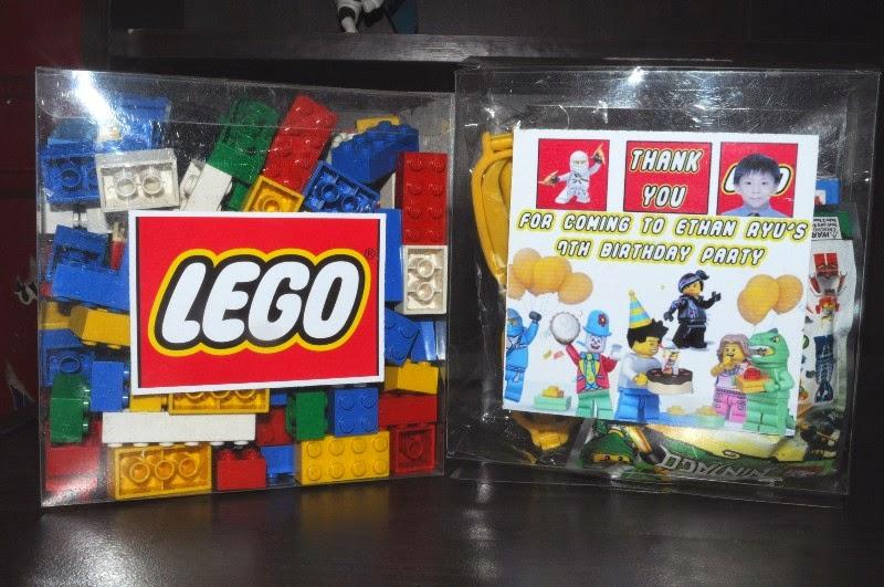 Ethan Ryu S Lego Themed 7th Birthday Party Rochelle Rivera