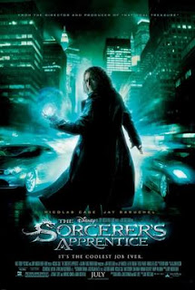 Sinopsis dan Jalan Cerita Film The Sorcerer's Apprentice (2010)