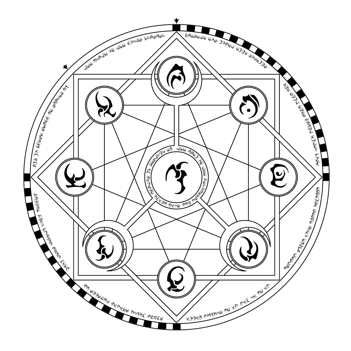 Propnomicon Magic Circle